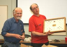 Terry Garbutt presents Shadow Box back to KFF from Desert Gardens.