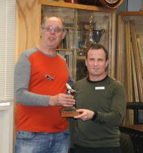 Fly of the Month award to Wayne Deptuck.